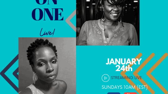 KK-One on One S2 – Melani N. Douglass